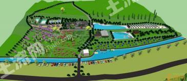 佛山市高明区270亩生态旅游度假项目转让