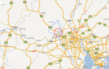 肇庆四会市 85平方 城镇住宅用地 低价转让