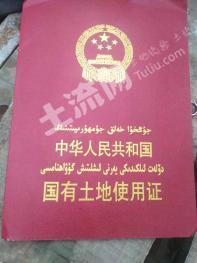 新疆伊犁察县1.5亩住宅用地转让2016302