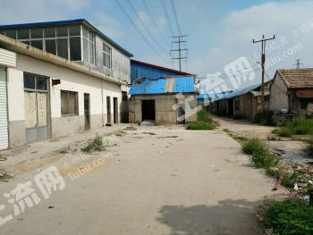 临沂兰山区解放路与十三路沿街厂房 15亩 工业用地 转让