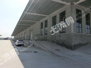 廊坊固安县  仓储用地高台库23000平米出租