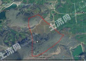 平顶山叶县 120亩 旱地1500亩山地  转让