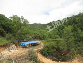 宝鸡麟游县 1399亩 灌木林地 转包