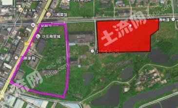 广东广州市增城区 110亩 城镇住宅用地 转让