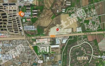 北京房山区阎村500亩集体工业用地 转让
