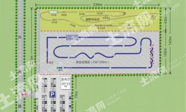 上海嘉定区 34000平米 其它商服用地 出租