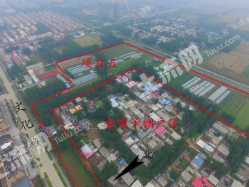 平舆县老围子旁179亩商住用地挂牌出让