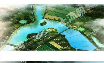 岳阳汨罗市 1200亩 坑塘水面 转让