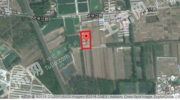 北京平谷区 5亩 设施农用地 转让
