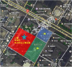 成都锦江区 7平米 商务金融用地 转让