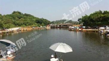 广东广州 35亩 钓鱼农场 出租
