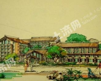 惠州博罗县 420平米 住宅位置好 转让