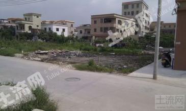 惠州博罗县 138亩 城镇住宅用地 转让