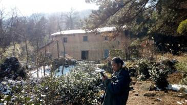 杭州临安市 <E九>海拔1000多米私家农场合作开发招商