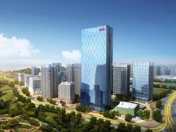 深圳龙岗区 35000平米商住用地,独栋写字楼出售,适合企业总部办公,可分割