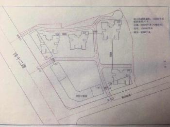 山东济南天桥区64亩城镇住宅转让