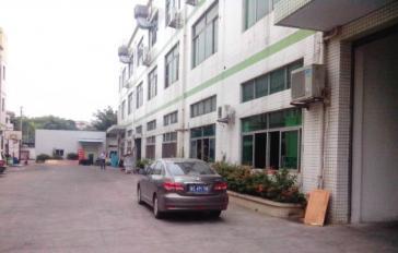 塘厦镇中心独院厂房4460平方米,首层六米地段繁华